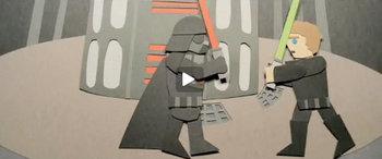 Csillagok háborúja klón háborúk rajzfilm pornó