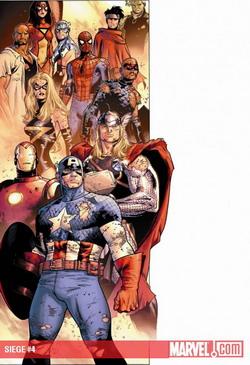 90f9e2b119 Kár érte: olyan jól indult. A Marvel aktuális megacrossovere már onnantól  kezdve szimpatikus volt, hogy nem akarták 6-8 részig húzni, mindössze négy  füzetet ...