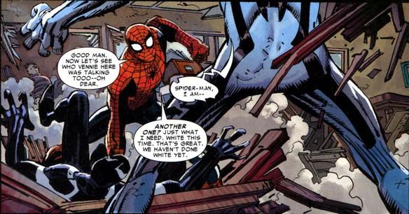 pókember szex meleg